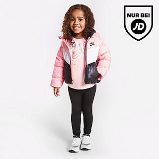 Nike Girls' Colour Block Padded Jacke Baby