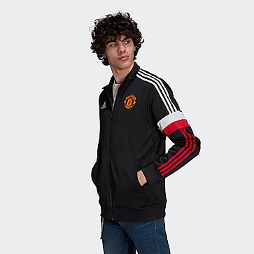 adidas Manchester United 3-Streifen Trainingsjacke