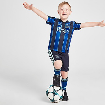 adidas Ajax 2021/22 Away Kit Kleinkinder