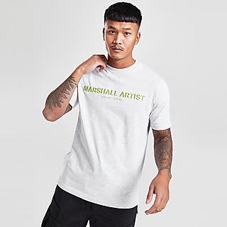 Marshall Artist Linear T-Shirt Herren