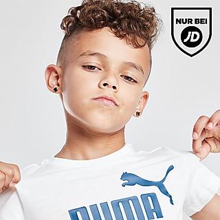 Puma Essential Large Logo T-Shirt Kleinkinder