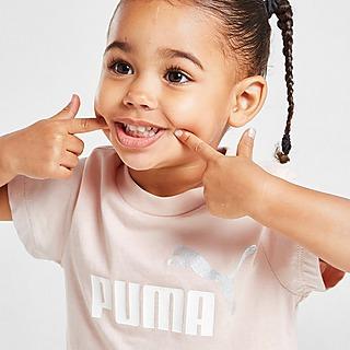 PUMA Girls' Essential Crop Top Baby