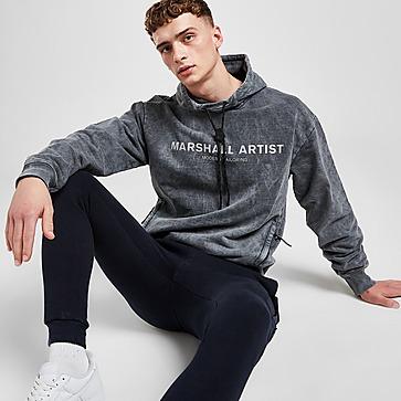 Marshall Artist Reflective Acid Hoodie