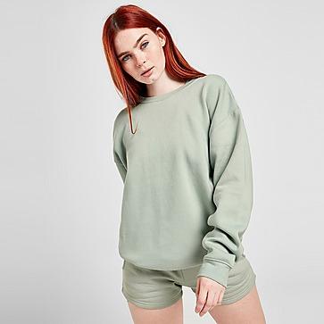 Sustainable Essentials Essential Crew Sweatshirt Damen