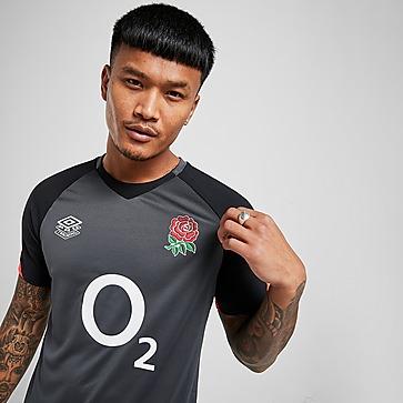Umbro England RFU 2021 Gym T-Shirt Herren