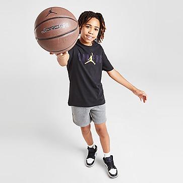 Jordan NBA LA Lakers Jumpman Logo T-Shirt Kinder