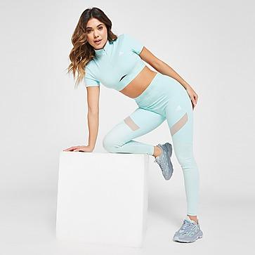 adidas Hyperglam High-Rise Leggings Damen