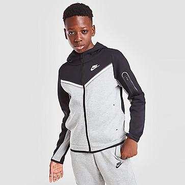 Nike Tech Fleece Full Zip Hoodie Kinder