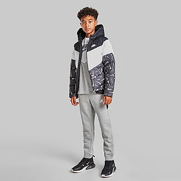 Nike All Over Print Padded Jacke Kinder