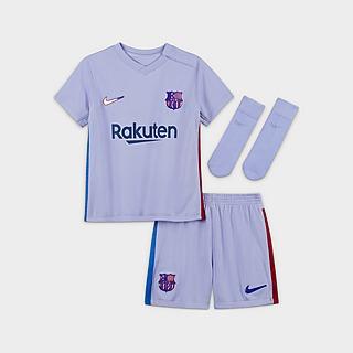 Nike FC Barcelona 2021/22 Away Kit Baby