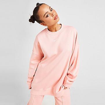 Nike Sportswear Essentials Fleece Oversized Sweatshirt Damen