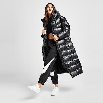 Nike City Hooded Parka Jacke Damen