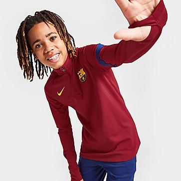 Nike FC Barcelona Academy Pro 1/4 Zip Top Kinder
