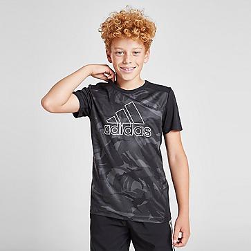 adidas Poly T-Shirt Kinder