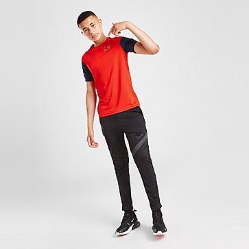 Nike Nike Dri-FIT CR7 Kurzarm-Fußballoberteil für Kinder
