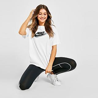Nike Double Futura Boyfriend T-Shirt Damen