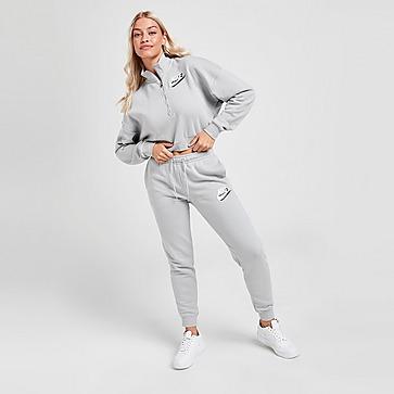 Nike Double Futura 1/4 Zip Top Damen