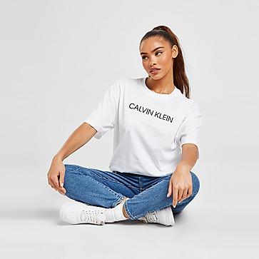 Calvin Klein Core Boyfriend T-Shirt Damen