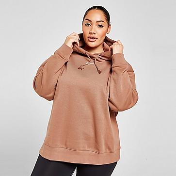 Nike Sportswear Collection Essentials Trend Fleece-Hoodie Damen Plus Size