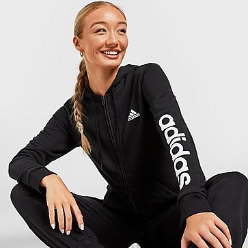 adidas Core Linear Full Zip Hoodie