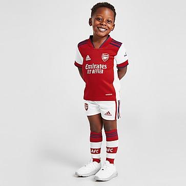 adidas Arsenal FC 2021/22 Home Kit Kleinkinder