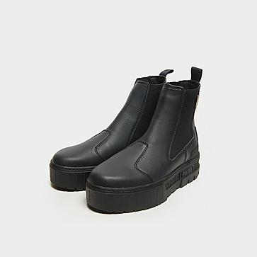 PUMA Mayze Leather Chelsea Boots Damen