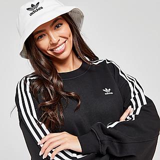 adidas Originals 3-Stripes Oversized Sweatshirt