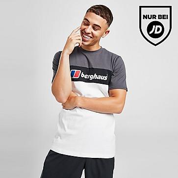 Berghaus Colour Block T-Shirt Herren
