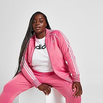 adidas Originals SS Plus Size Track Top
