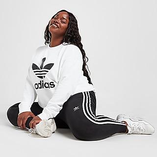 adidas Originals adicolor Classics 3-Streifen Leggings – Große Größen