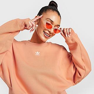 adidas Essential Crop Crew Sweatshirt