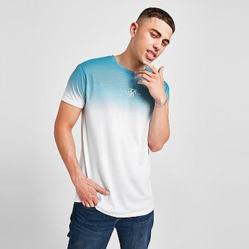 SikSilk High Fade T-Shirt Herren