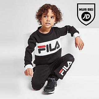 Fila Rojo Colour Block Trainingsanzug Kleinkinder