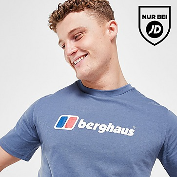 Berghaus Large Logo T-Shirt Herren