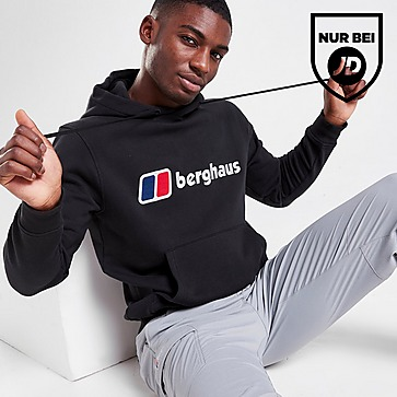 Berghaus Over The Head Logo Hoodie Herren