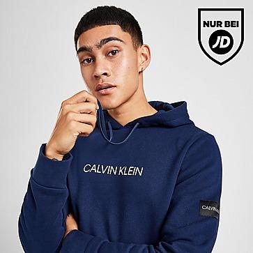 Calvin Klein Arm Patch Overhead Hoodie Herren