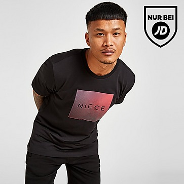 Nicce Rhombus Box T-Shirt Herren