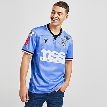 Macron Cardiff Blues 2021/22 Home Shirt Herren
