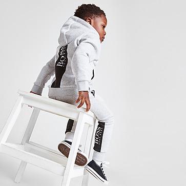 BOSS Small Logo Fleece Trainingsanzug Kleinkinder