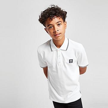 BOSS Essential Short Sleeve Polo Shirt Kinder