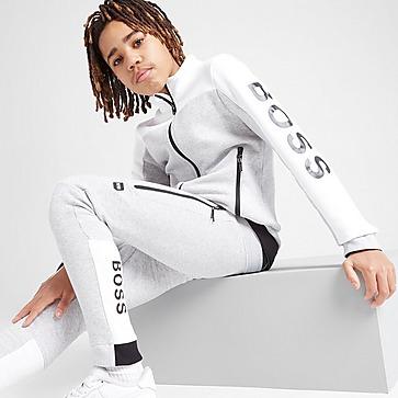BOSS Colour Block Fleece Jogginghose Kinder