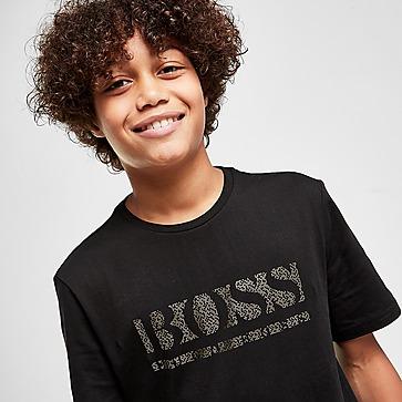 BOSS Essence Logo T-Shirt Kinder