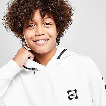 BOSS Sleeve Logo Hoodie Kinder