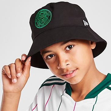 New Era Celtic FC Bucket Hat Kinder