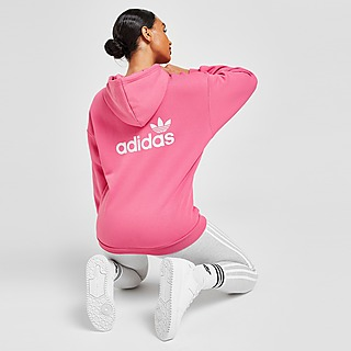 adidas Originals 3-Stripes Linear Overhead Hoodie Damen
