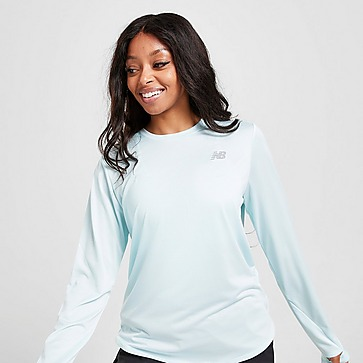 New Balance Accelerate Langarmshirt Damen