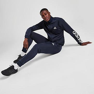 adidas Badge of Sport Poly Linear Trainingsanzug Herren