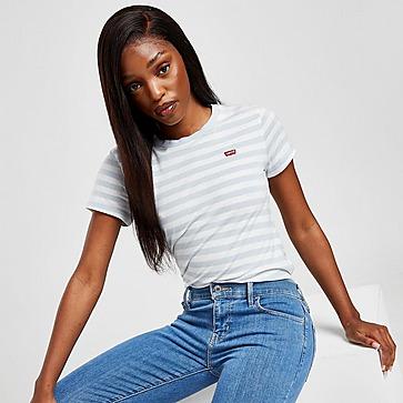 Levis Stripe Perfect T-Shirt Damen