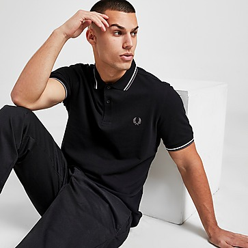 Fred Perry Twin Tipped Polo Shirt Herren