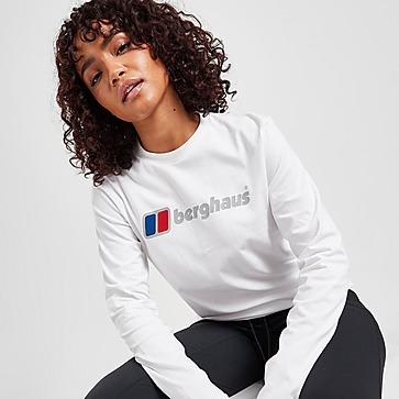 Berghaus Langarmshirt  Logo T-Shirt